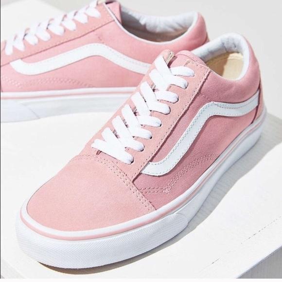 e466e55e8c93 VANS pink suede old skool. M 5a79e6733a112e5f98530d77